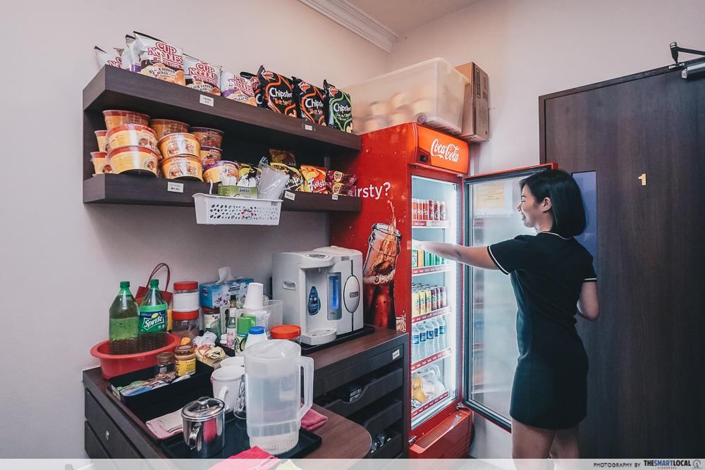 Karaoke North Singapore KTV Playlist Sembawang CC Food Drinks