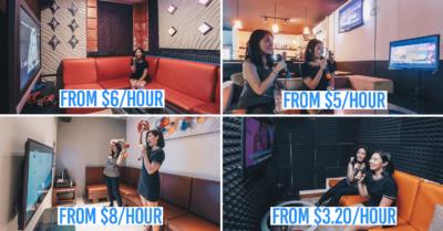 Karaoke North Singapore KTV Affordable Guide TheSmartLocal