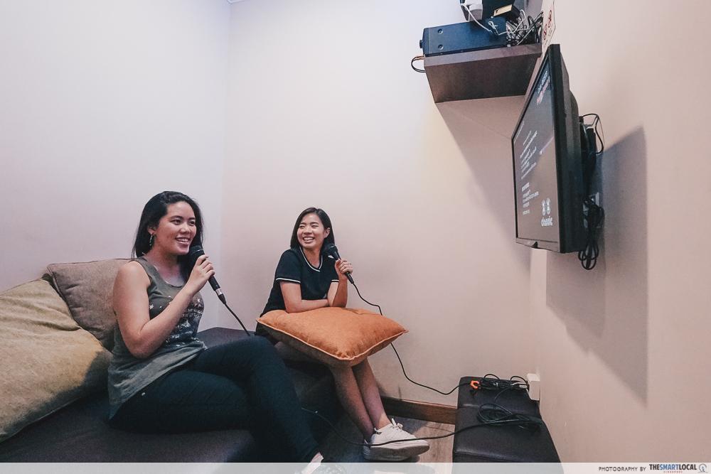 Karaoke North Singapore KTV Playlist Sembawang CC