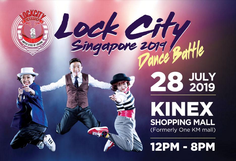 Lock City Singapore 2019