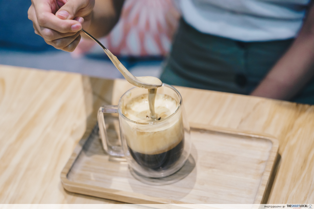 Tonkin Vietnamese coffee