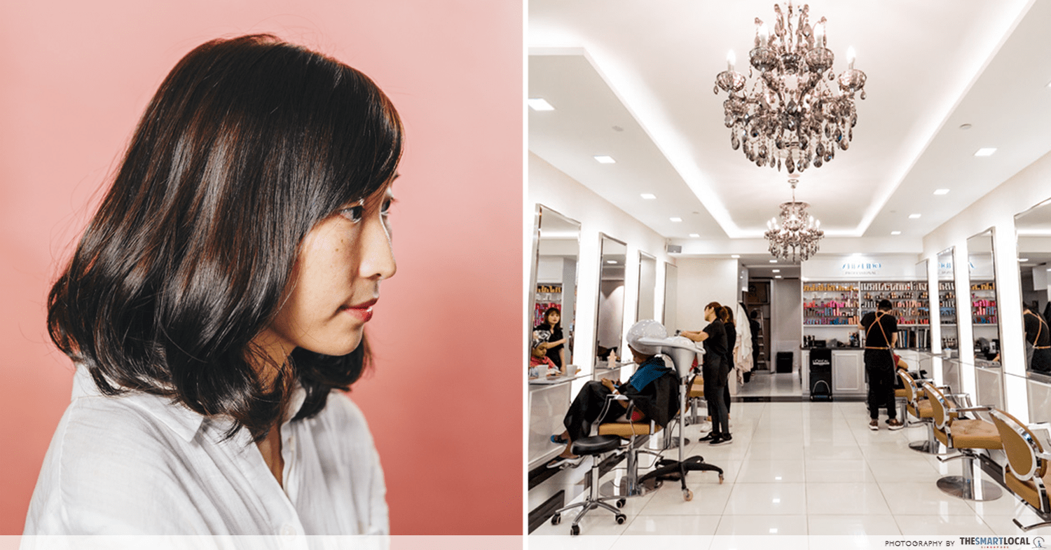 6 Salons From 80 For Korean Perms Straight Out Of Your Favourite K Drama