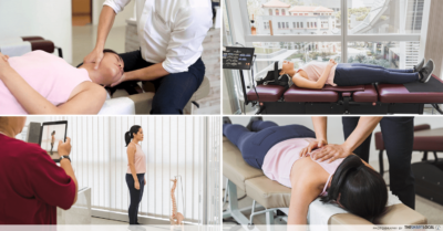 Macquarie Chiropractic Clinic Singapore Spinal Adjustment TheSmartLocal Review