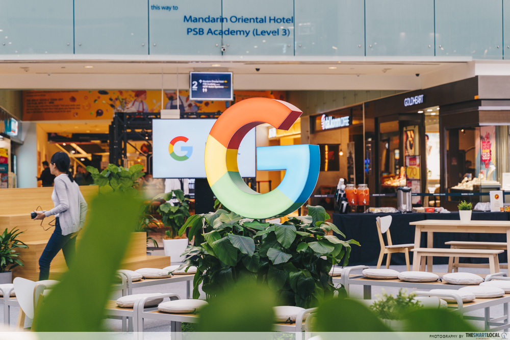 Marina Square Google