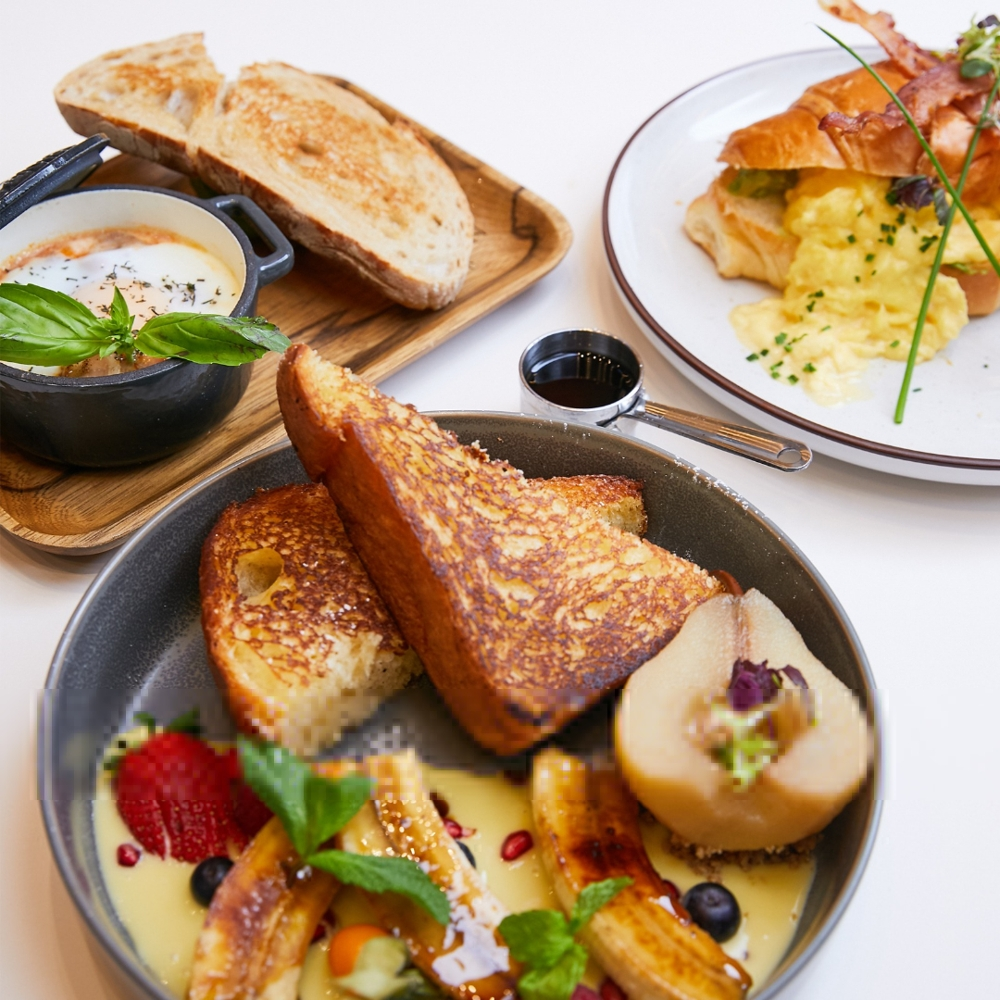 Pazzion Cafe - french toast