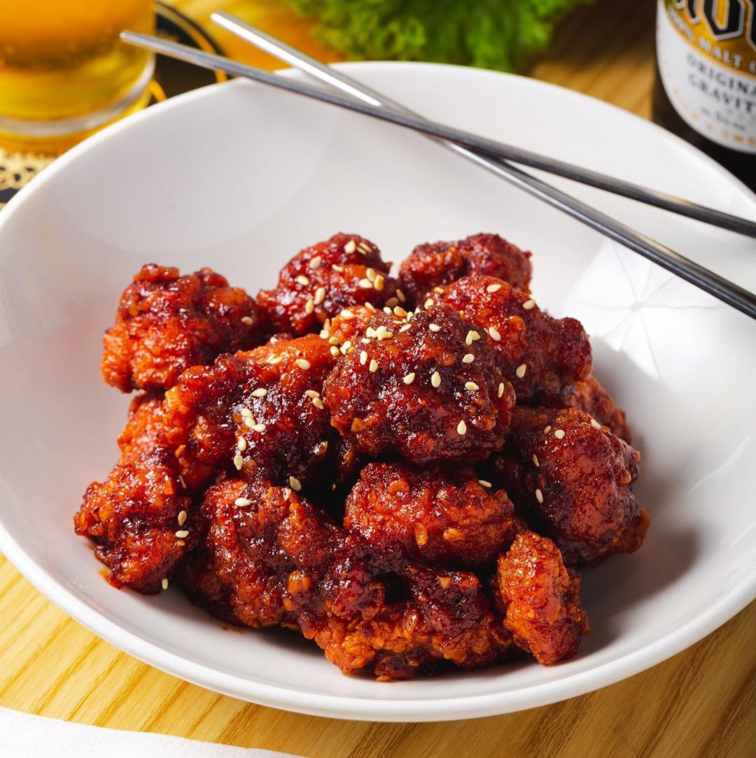 Sikdang - fried chicken