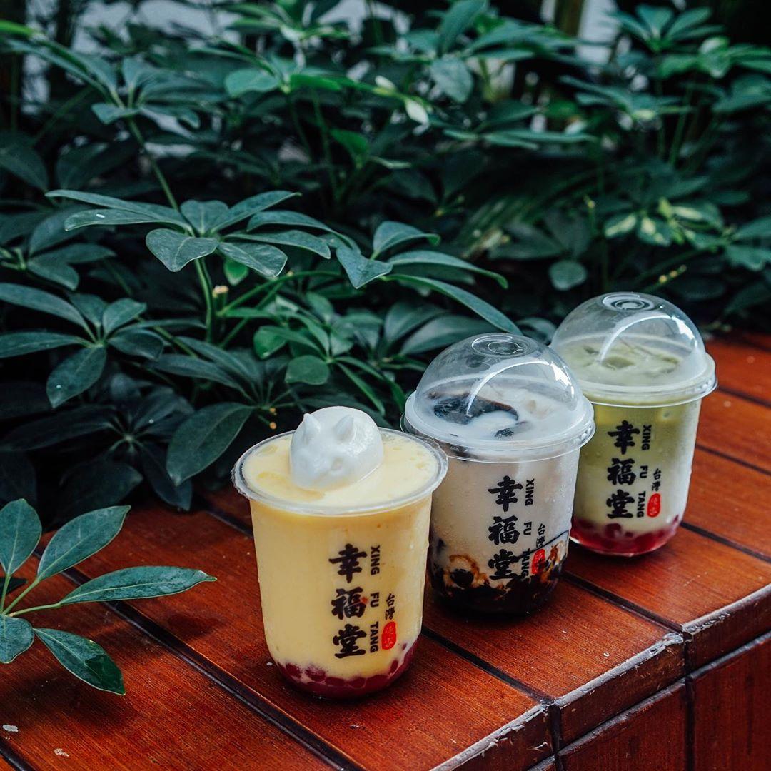 Xing Fu Tang - bubble tea