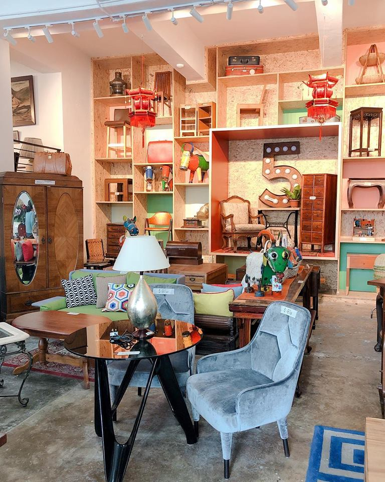 Secondhand furniture stores in Singapore - Hock Siong and Co.