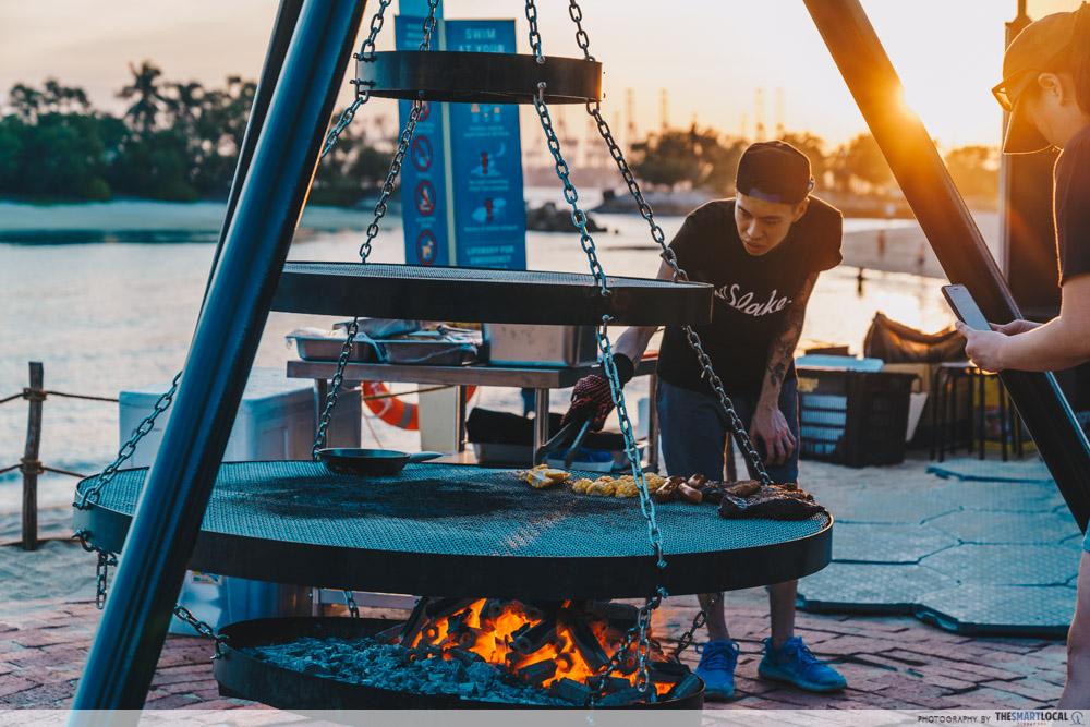 Sentosa Grillfest 2019