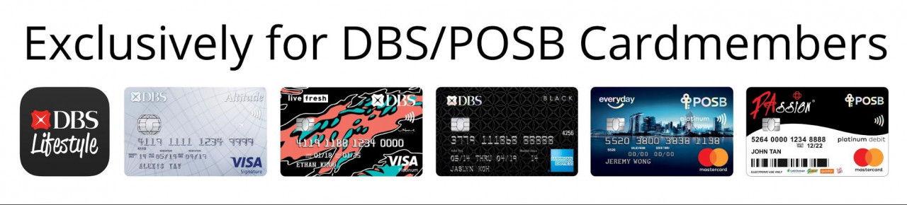 DBS/POSB card deals