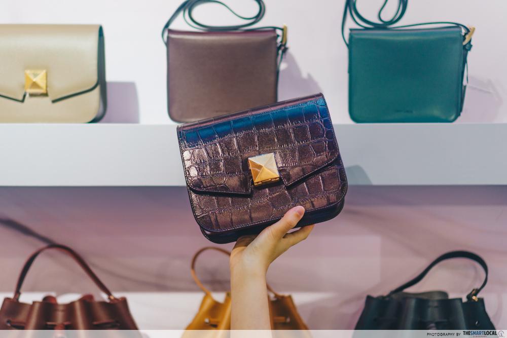Sift & Pick Pop-Up 2019 Changi Airport Designer Bags EMP.T LABEL