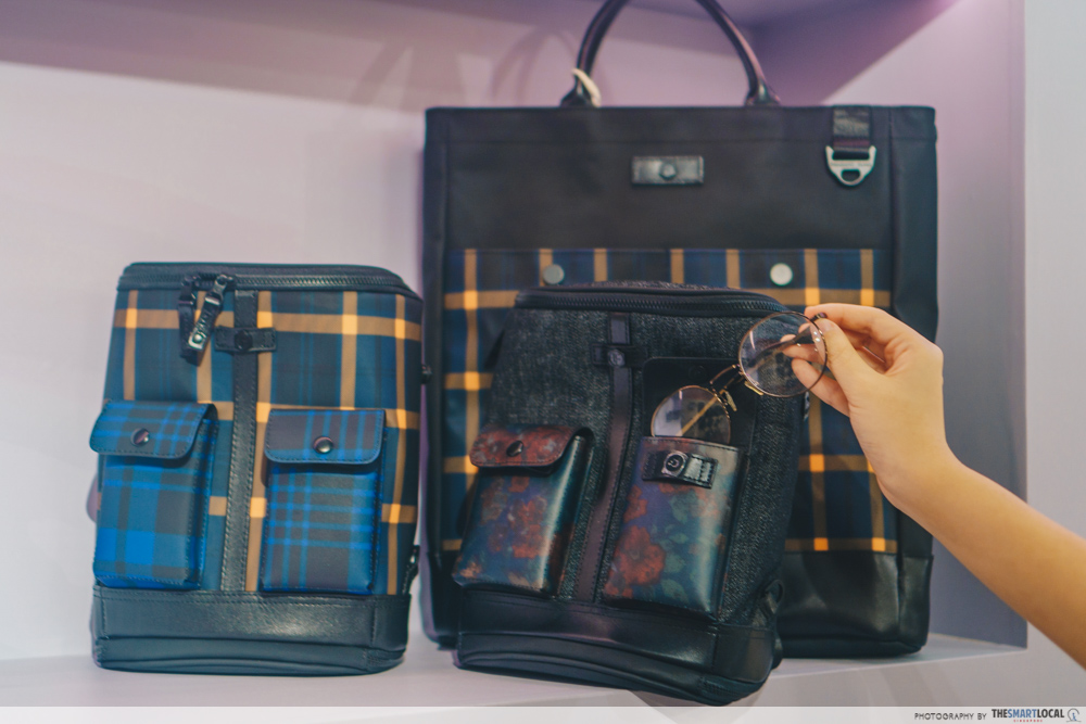 Sift & Pick Pop-Up 2019 Changi Airport Designer Bags Frequent Flyer Camera Case