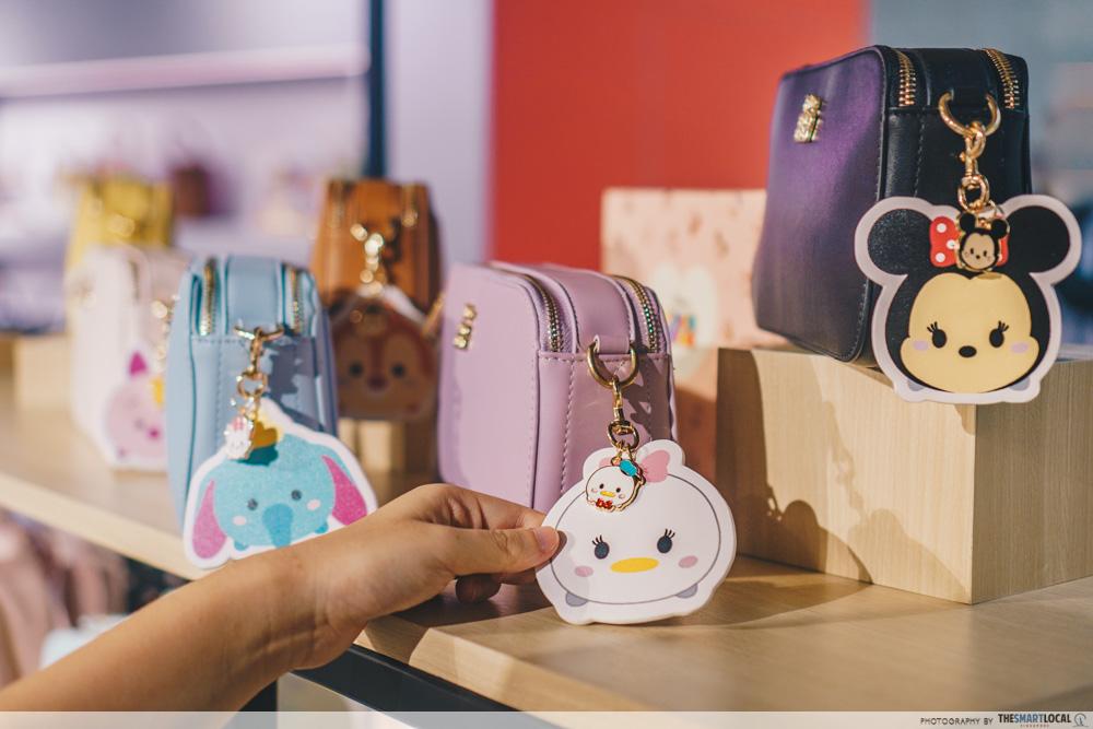 Sift & Pick Pop-Up 2019 Changi Airport Designer Bags Grace Gift Disney