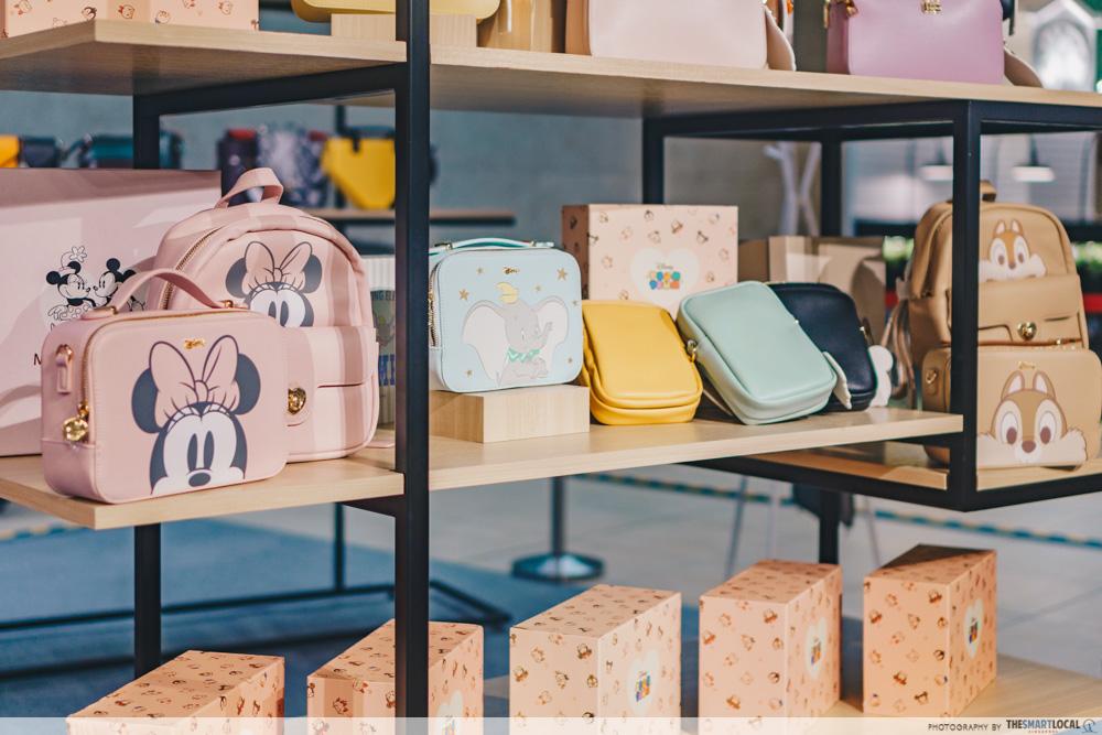 Sift & Pick Pop-Up 2019 Changi Airport Designer Bags Grace Gift Disney Tsum