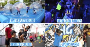 Singapore Sports Hub Summer Sports Jam TheSmartLocal July 2019