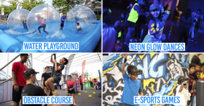 Singapore Sports Hub Summer Sports Jam TheSmartLocal July 2019
