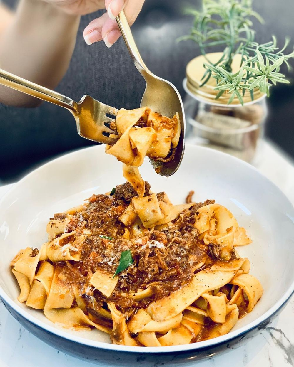 Cafes In Singapore With No GST Or Service Charge Strong Flour Beef Ragu