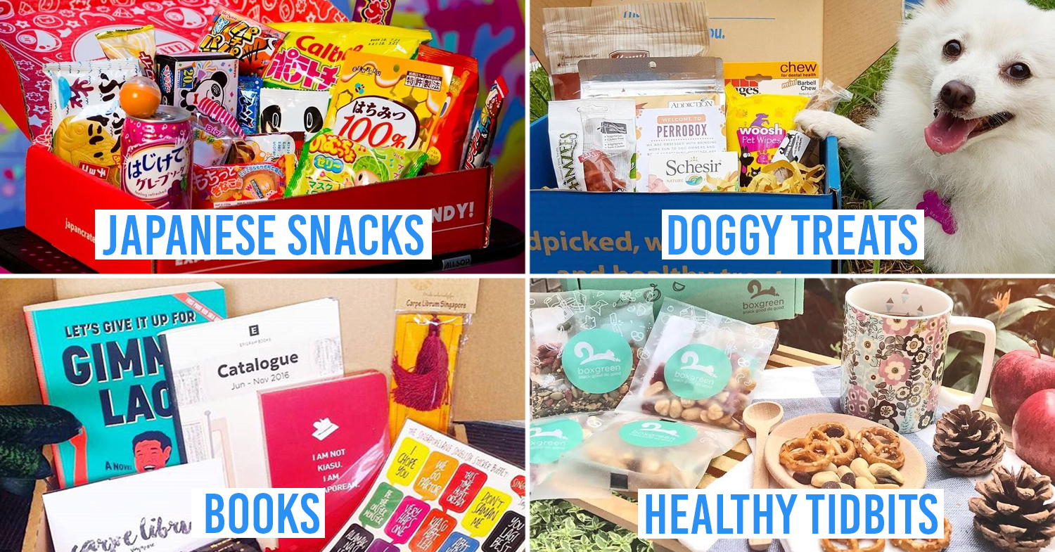 Subscription Boxes Singapore