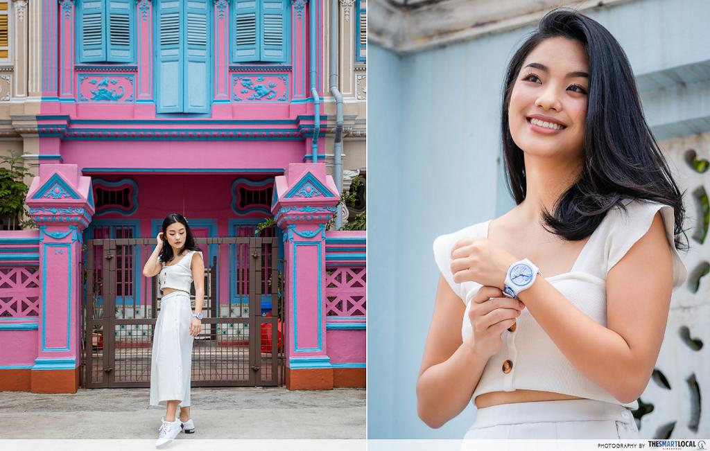 Swatch Singapore Tale