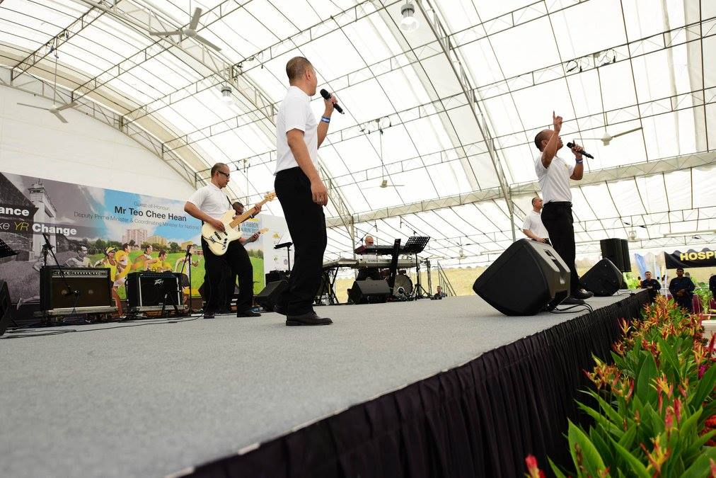 Performance by inmates in 2017
