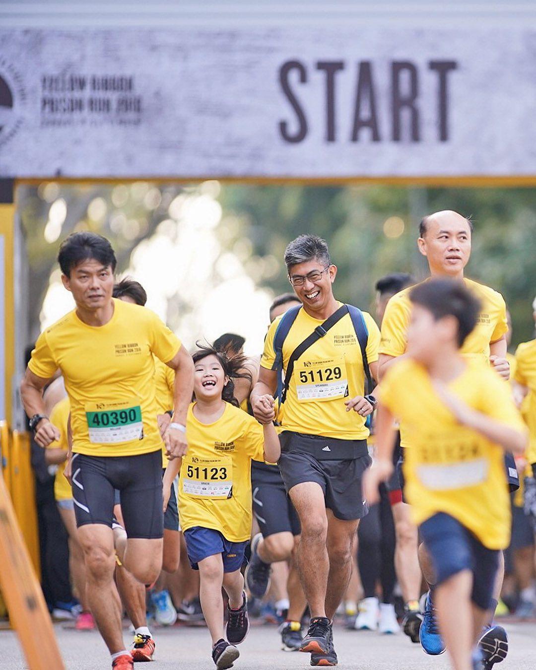 Yellow Ribbon Prison Run 2019
