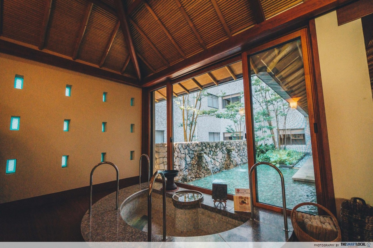 Nishimuraya Hotel Shogetsutei Kinosaki relaxation salon fuka