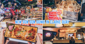 Don Don Donki in Clarke Quay