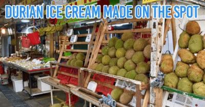 Durian Season Singapore