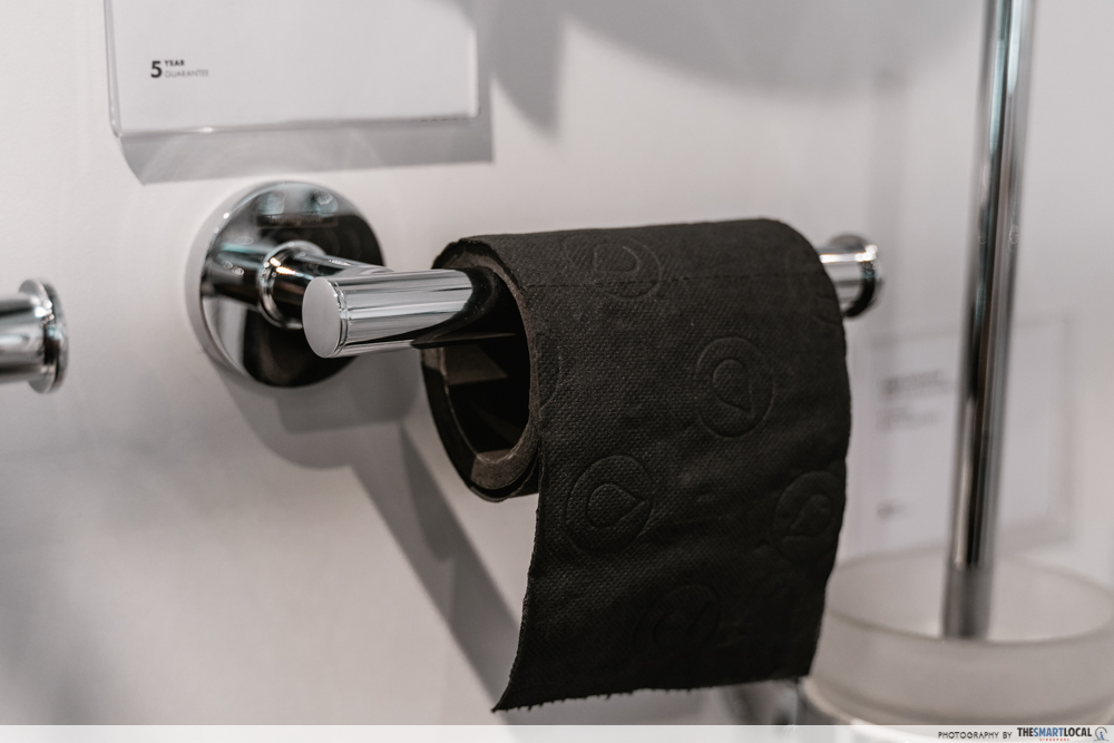hansgrohe toilet roll