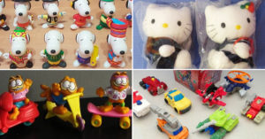 Happy Meal Toys Singapore McDonalds