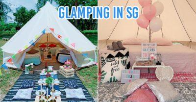 Glamping in Singapore