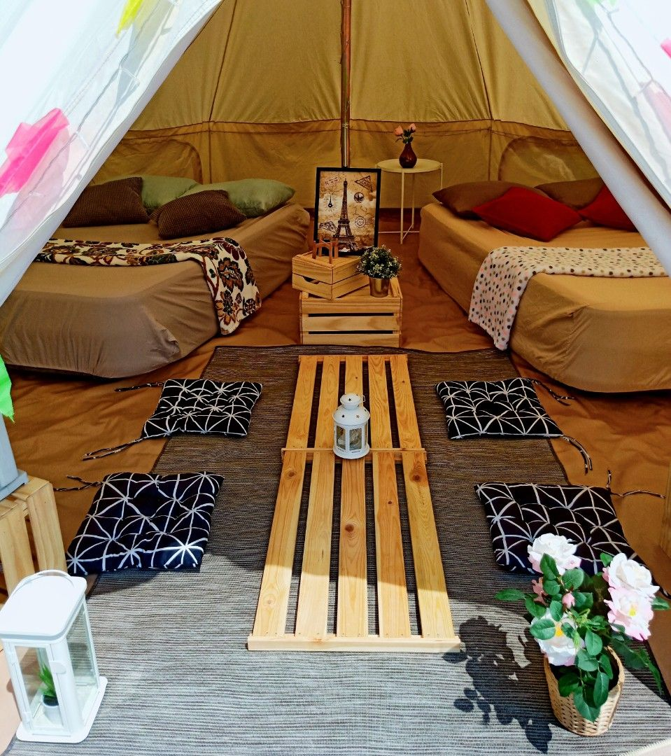 wowcamp tent glamping