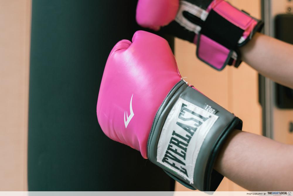 moxy osaka hotel boxing