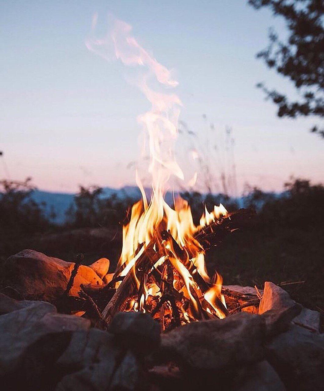 campfire glamping city