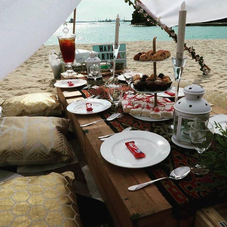 love4picnic glamping picnic set