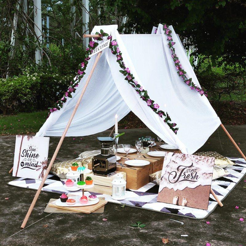 love4picnic glamping picnic