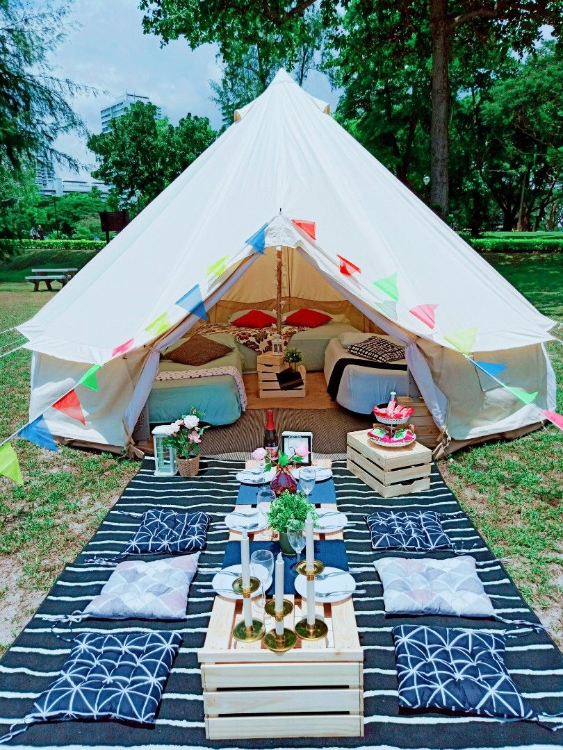 wowcamp glamping tent