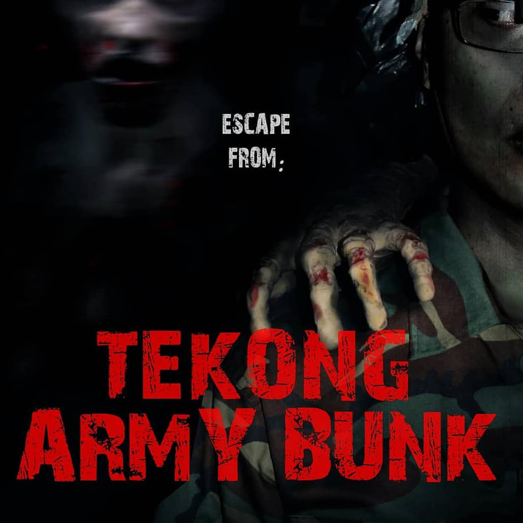 tekong army bunk trapped sg escape room