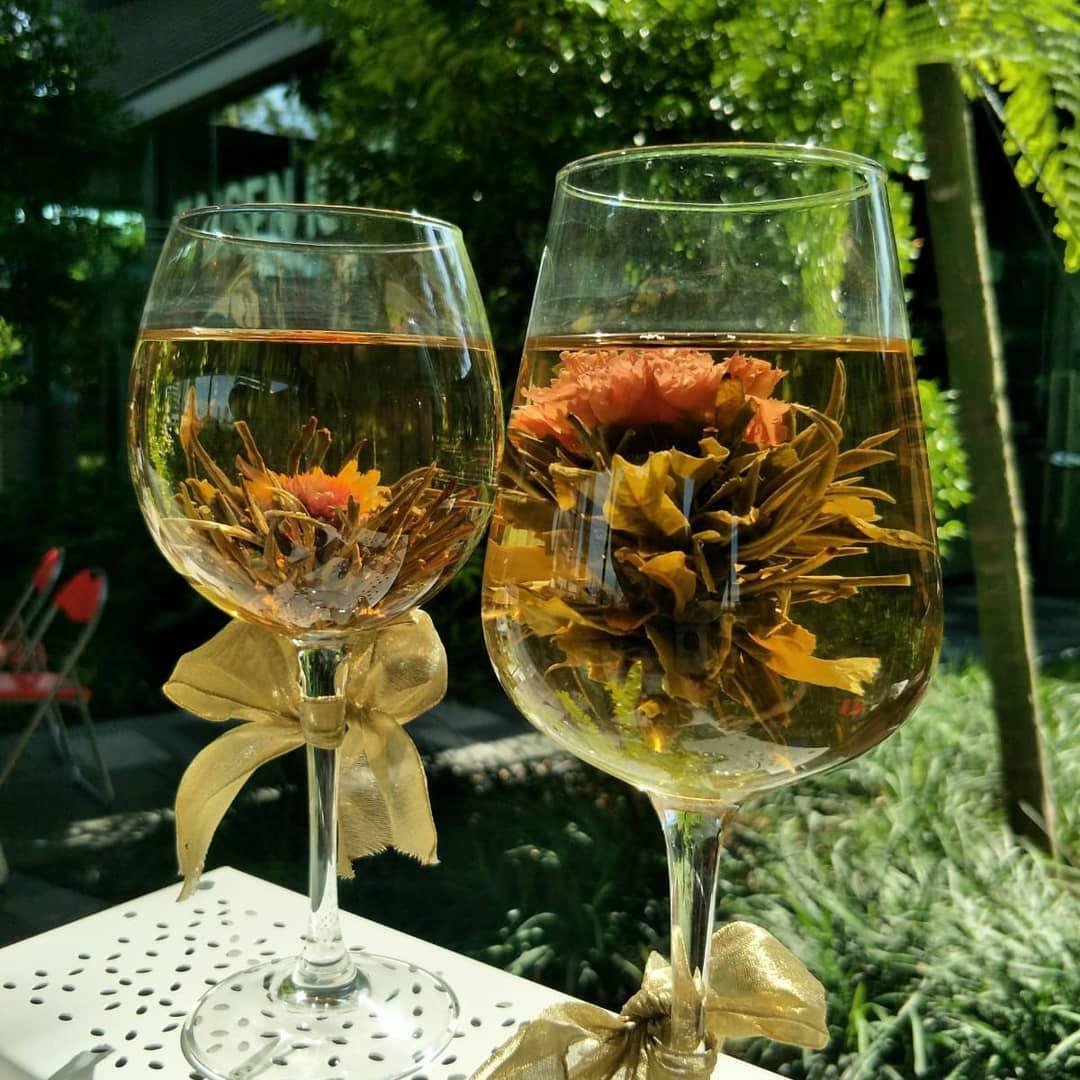 petale blooming tea sg festival