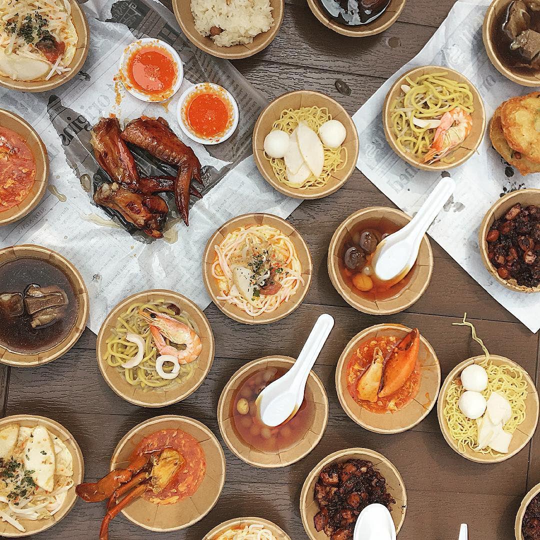 singapore food festival 50 cents fest food