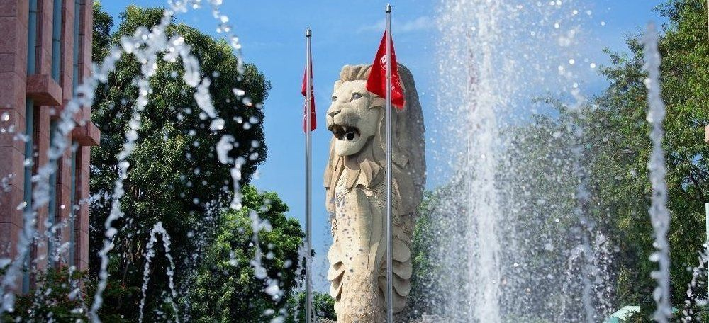 resorts world singapore sentosa merlion
