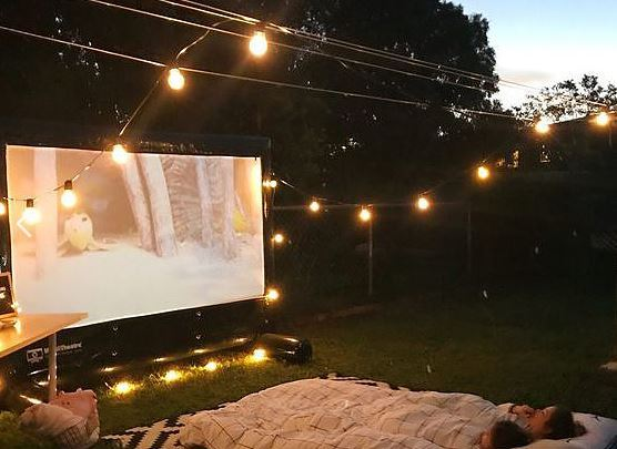 outdoor movie singapore glamping city