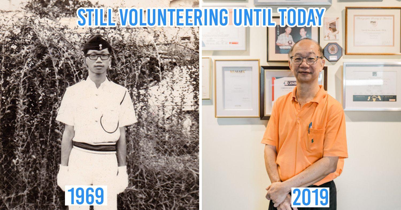 david yeo hotel new world red cross volunteer