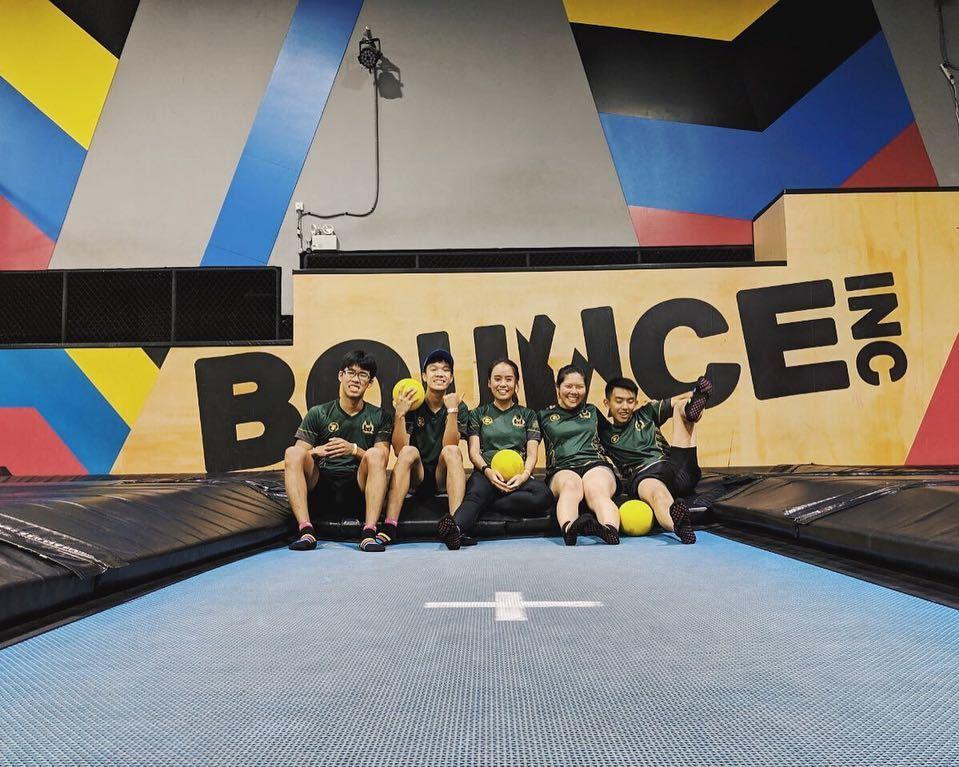 bounce singapore trampoline park