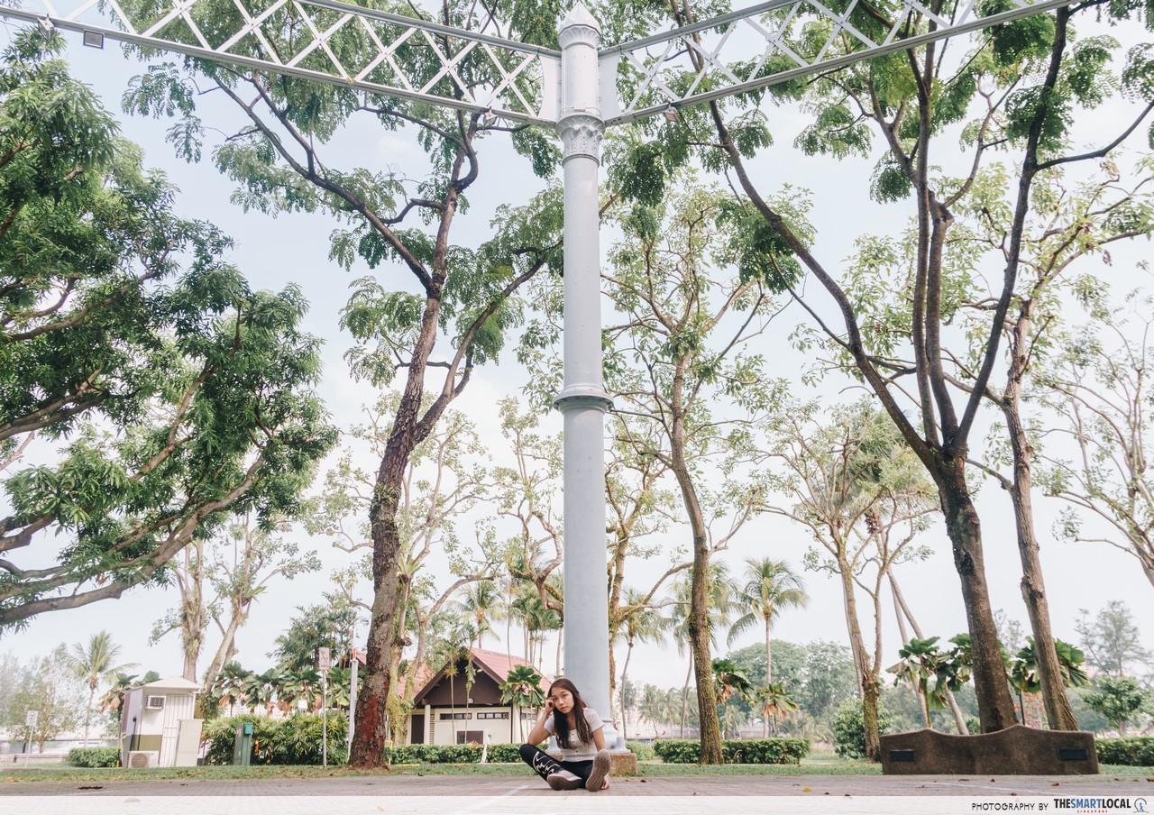 Kallang Gas Holder photo spot