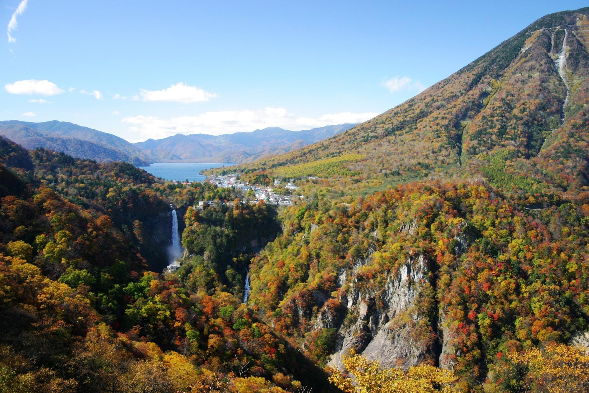 10 Things To Do In Nikko, Japan akechidaira view