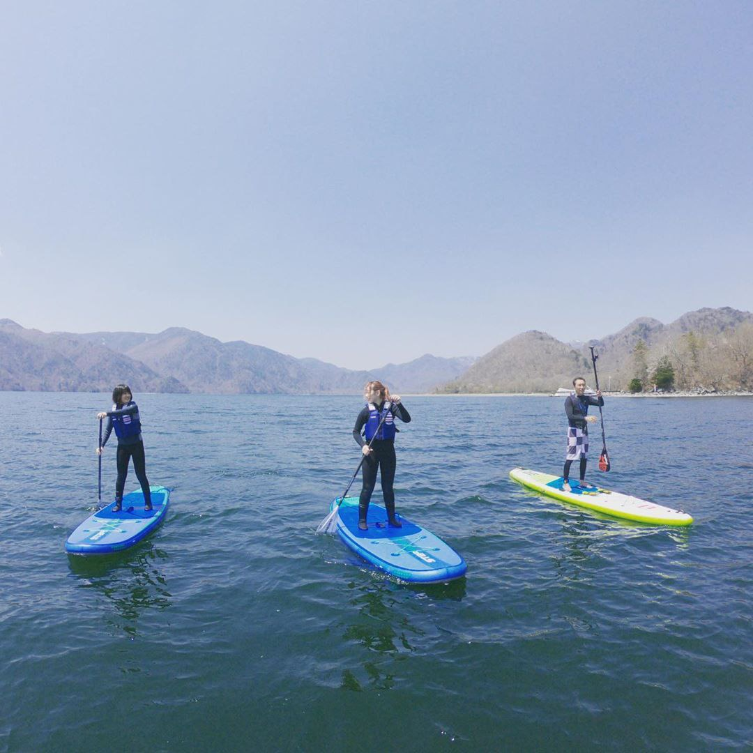 10 Things To Do In Nikko, Japan paddleboarding