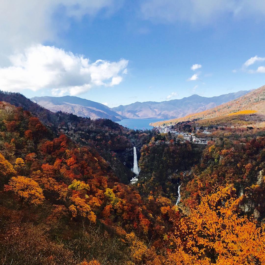 10 Things To Do In Nikko, Japan chuzenji kegon view