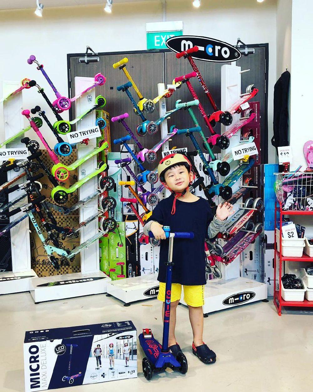 Rollerblade Rental Inlinex Singapore