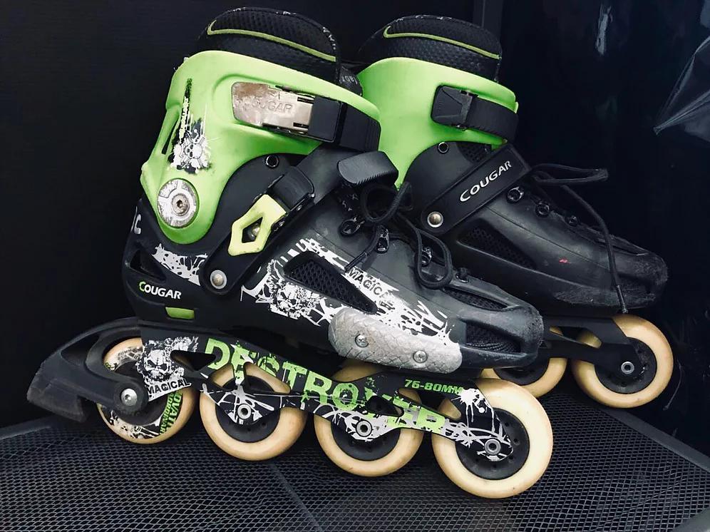 Rollerblade Rental Lifestyle Recreation
